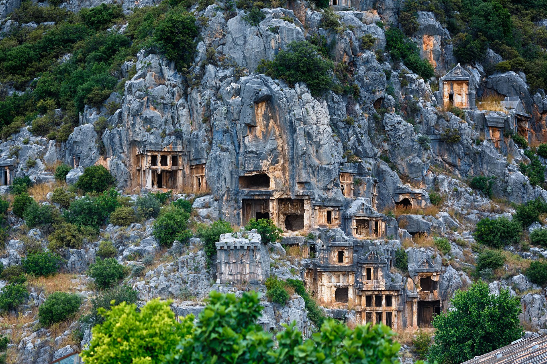 Sailing Turkey - Visit the Lycian Coast for a relaxing holiday